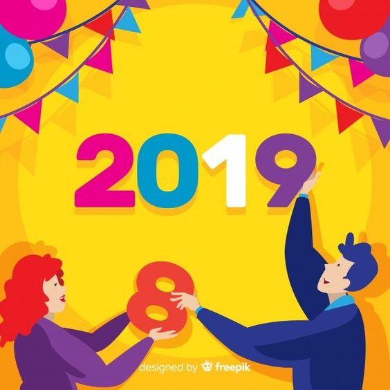 Chuc Tet 2019 cuc chat