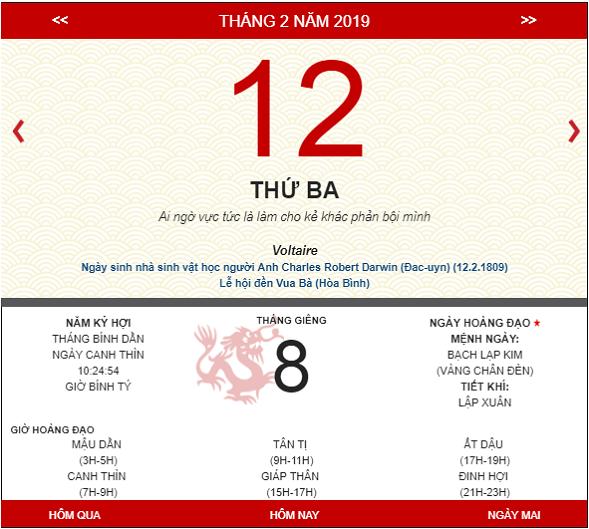 Mung 8 Tet Ky Hoi 2019