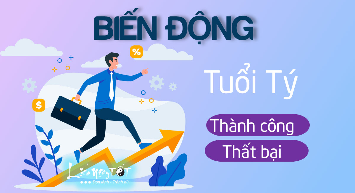 Bien dong su nghiep tuoi Ty 2020