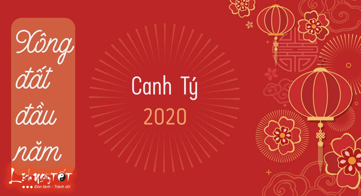 Xem tuoi xong dat 2020 cho tuoi Hoi