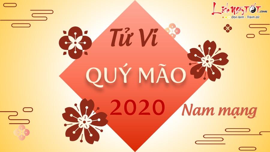 Tu vi 2020 Quy Mao nam mang