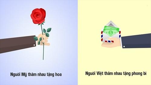 Tang hoa va tang tien