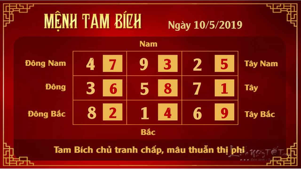 3tu-vi-hang-ngay-cua-12-cung-hoang-dao---tu-vi-ngay-10052019-cung-tam-bich