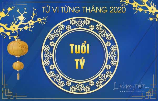 Tu-vi-hang-thang-nam-2020-tuoi-Ty