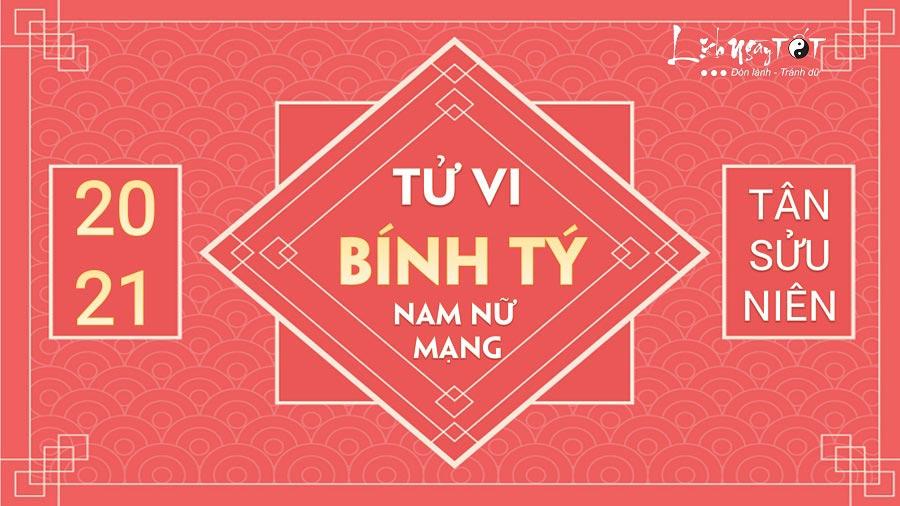 Tu vi Binh Ty 2021