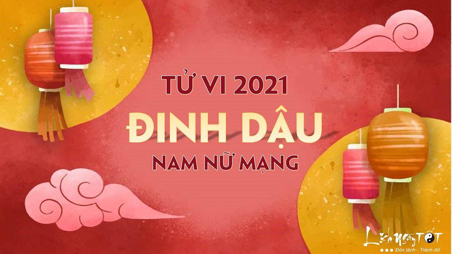 Tu vi Dinh Dau 2021