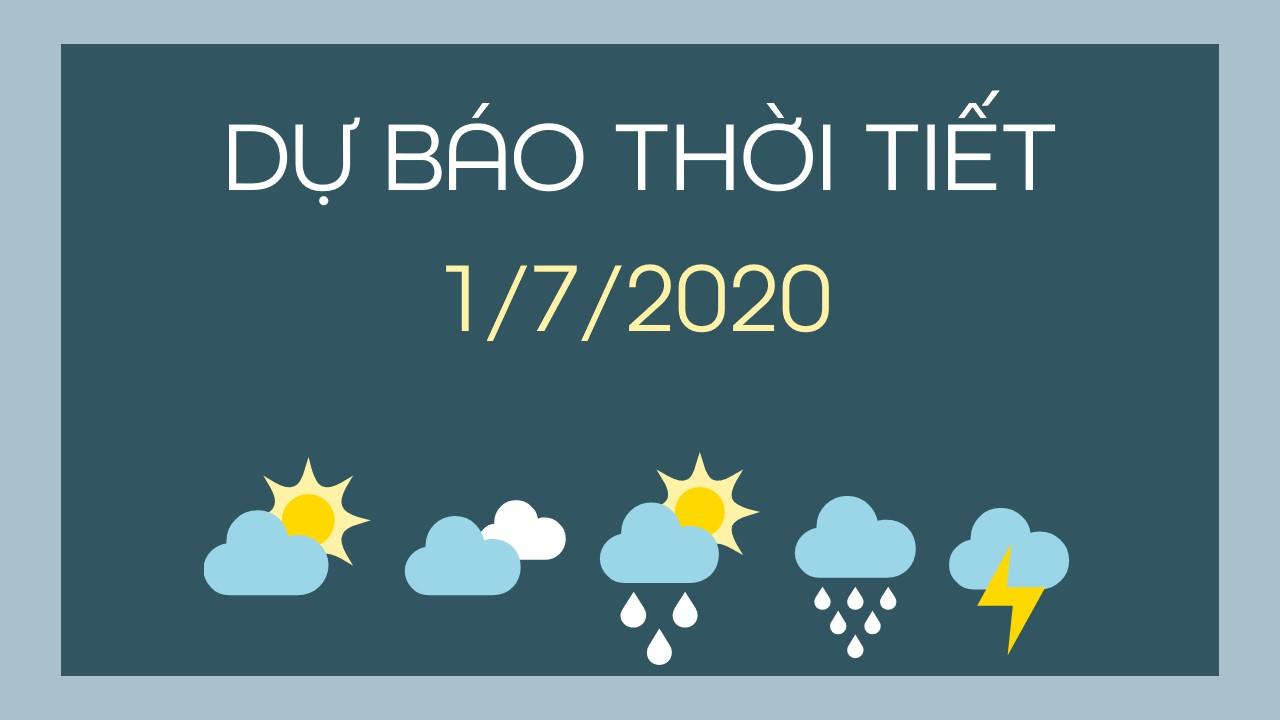 du bao thoi tiet 01072020