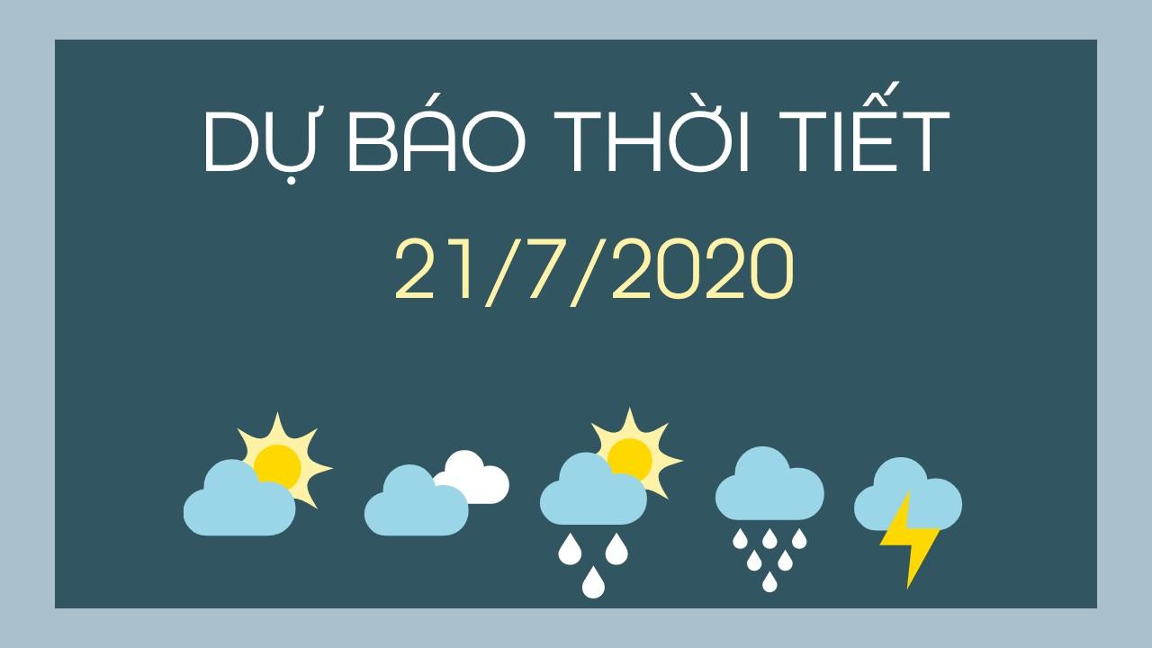 du bao thoi tiet 21072020