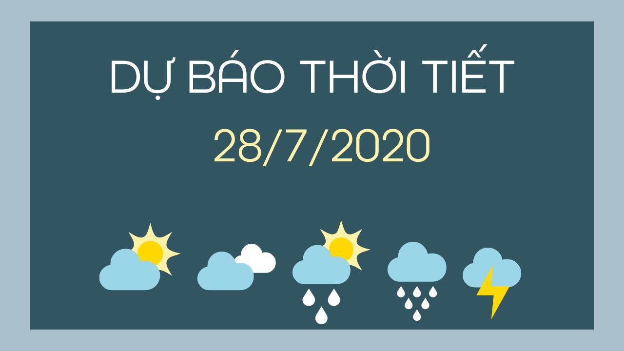 du bao thoi tiet 28072020