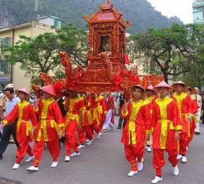 """Lễ hội Gióng - Lễ hội """"độc nhất vô nhị"""" ở Việt Nam"""