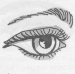 Khóe mắt cong là người hay ghen tỵ, có xu hướng kết hôn muộn 2