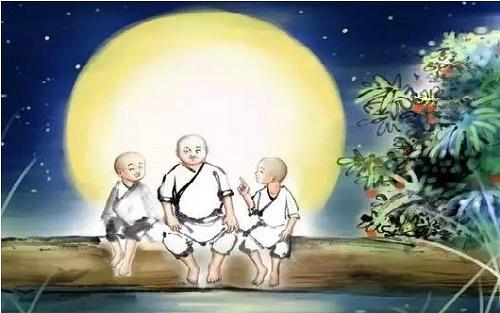 Chuyen Phat chi ra dieu tot va dieu ac hinh anh
