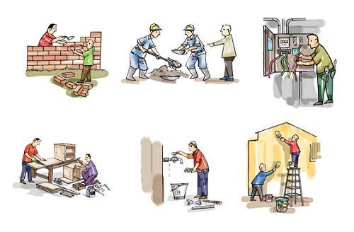 Các tuổi kỵ làm nhà, xây nhà