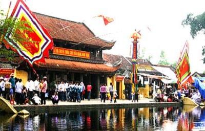 Le hoi chua Keo - Thai Binh thang 9 am lich hinh anh