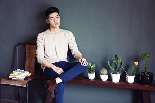 Noo Phuoc Thinh - chang trai Nhan Ma khong tuoi hinh anh
