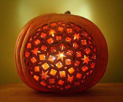 Don le hoi Halloween voi nhung mau bi ngo ma cuc dep hinh anh 3
