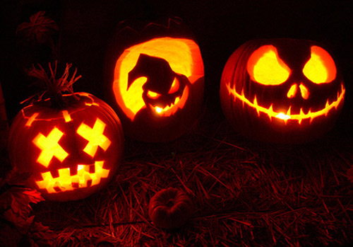 Don le hoi Halloween voi nhung mau bi ngo ma cuc dep hinh anh