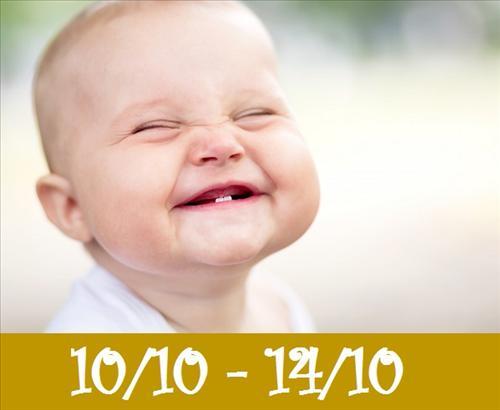 Giải mã ý nghĩa các ngày sinh (Từ ngày 10/10 tới ngày 14/10)