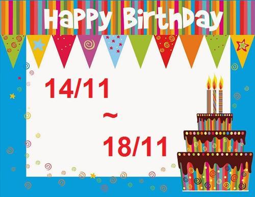 Giải mã ý nghĩa các ngày sinh (Từ ngày 14/11 tới ngày 18/11)