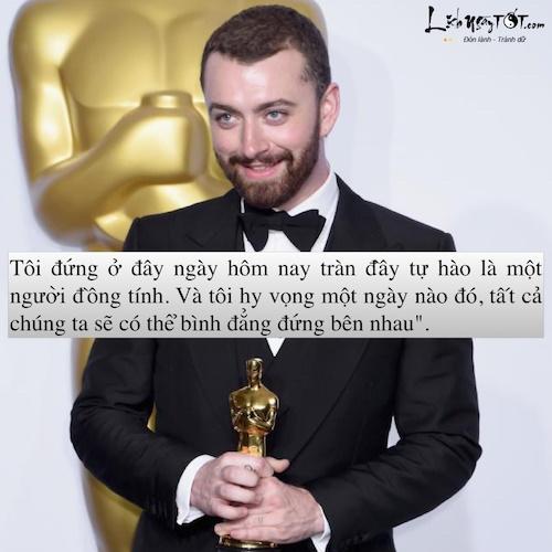 Oscar va cau chuyen dang suy ngam danh cho cac Phat Tu dong tinh hinh anh
