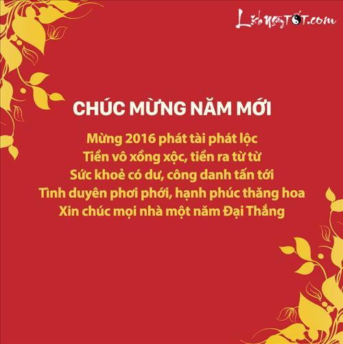 Tong hop nhung loi chuc Tet 2016 hay nhat qua dat hinh anh 15