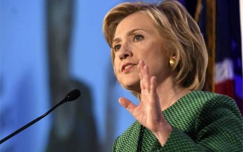 Du doan nuoc My co nu Tong thong dau tien qua bat tu cua Hillary Clinton  hinh anh