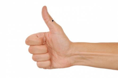 not ruoi tren ngon tay hinh anh 2 Giải mã tất tần tật về nốt ruồi trên ngón tay, ít người biết