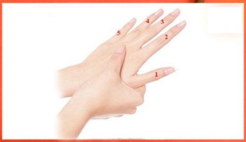 not ruoi tren ngon tay hinh anh Giải mã tất tần tật về nốt ruồi trên ngón tay, ít người biết
