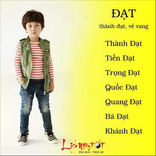 Chon ten hay cho be trai P1 hinh anh 6
