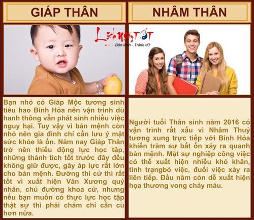 Tu vi su nghiep nam 2016 cua nguoi tuoi Than hinh anh 4