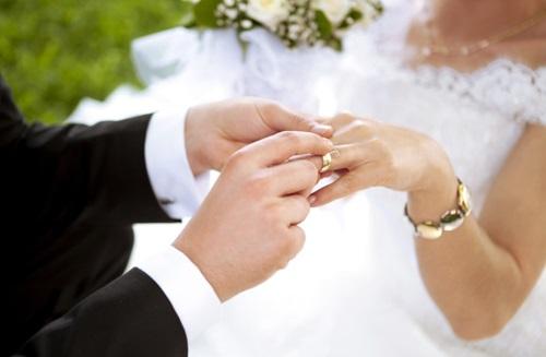 Xem tình cảm và tuổi kết hôn qua các đường chỉ tay