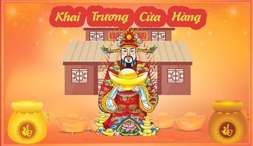 Chon NGAY TOT de KHAI TRUONG trong thang 5 nam 2016 hinh anh