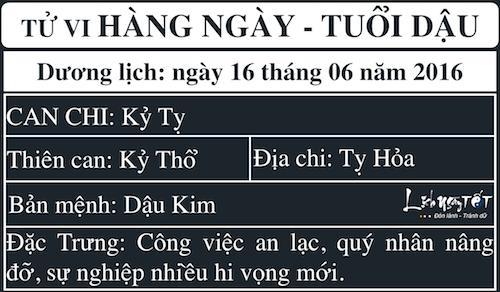 Tu vi thu Nam ngay 1662016 cua 12 con giap hinh anh 11
