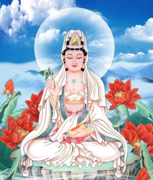 Cau an thang co hon voi 12 dai nguyen cua Phat Ba Quan Am hinh anh 12