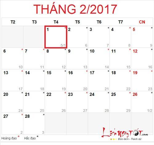 Lich nghi Tet 2017 Tet Nguyen Dan 2017 duoc nghi 7 ngay hinh anh