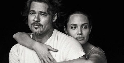 Angelina Jolie va Brad Pitt ly hon Nhan qua bao ung hinh anh
