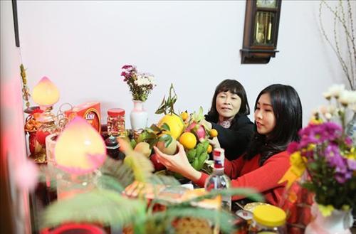Van khan lau don ban tho cuoi nam 23/12 Am lich
