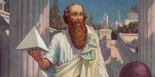 Nha toan hoc Pythagoras, nguoi duoc biet den voi nhung dong gop vi dai cho Than so hoc