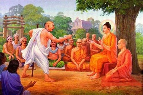 Loi Phat day Khen cho voi mung, bi che cung cho voi buon