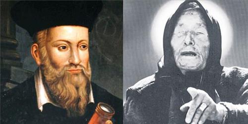 Tien tri Nostradamus va Vanga 2017 dung hay sai