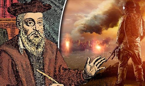 Theo loi tien tri Nostradamus