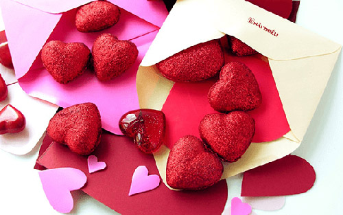 Nhung chom sao dao hoa nhat mua Valentine nam 2017 hinh anh