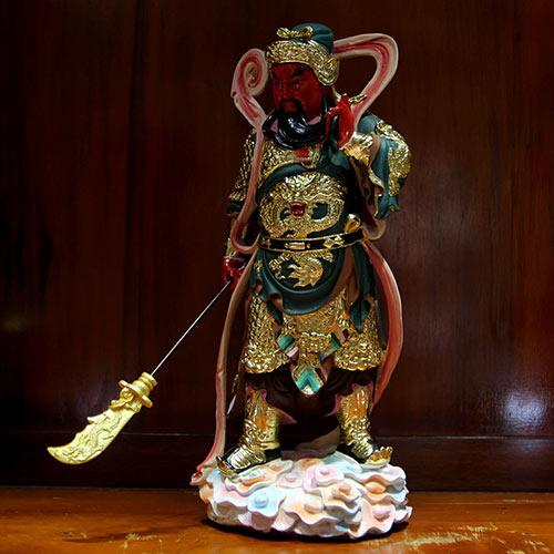 Gia Lam Bo Tat - Quan Cong buong dao quy y cua Phat hinh anh