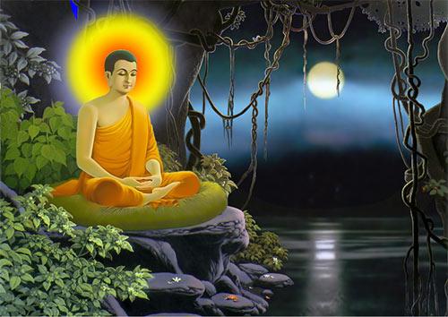 812 am lich nau chao cung duong Phat Thich Ca Mau Ni hinh anh goc