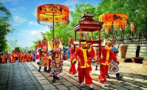 Le hoi Den Hung – Net dep truyen thong van hoa Viet hinh anh 2