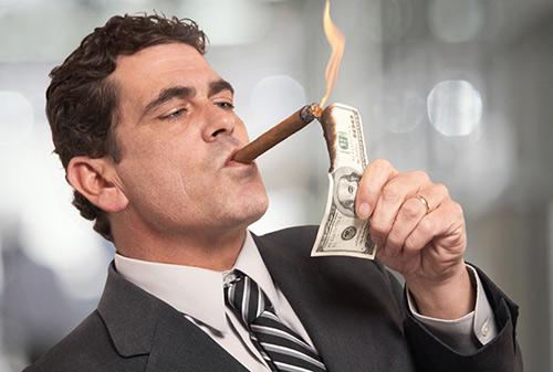 Những lá số tử vi phú quý, định sẵn giàu có phát tài