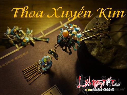 ngu hanh nap am Thoa Xuyen Kim