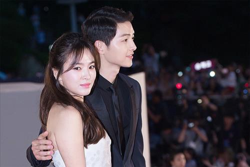 Song Joong Ki - Song Hye Kyo Cap doi Xu Nu - Ho Cap hoan hao nho thau hieu
