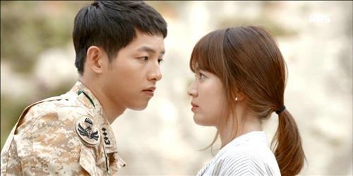 tinh yeu Song Joong Ki - Song Hye Kyo