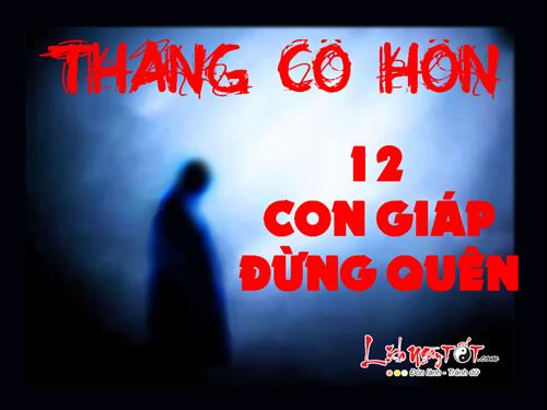 NHUNG con giap can can trong trong thang co hon